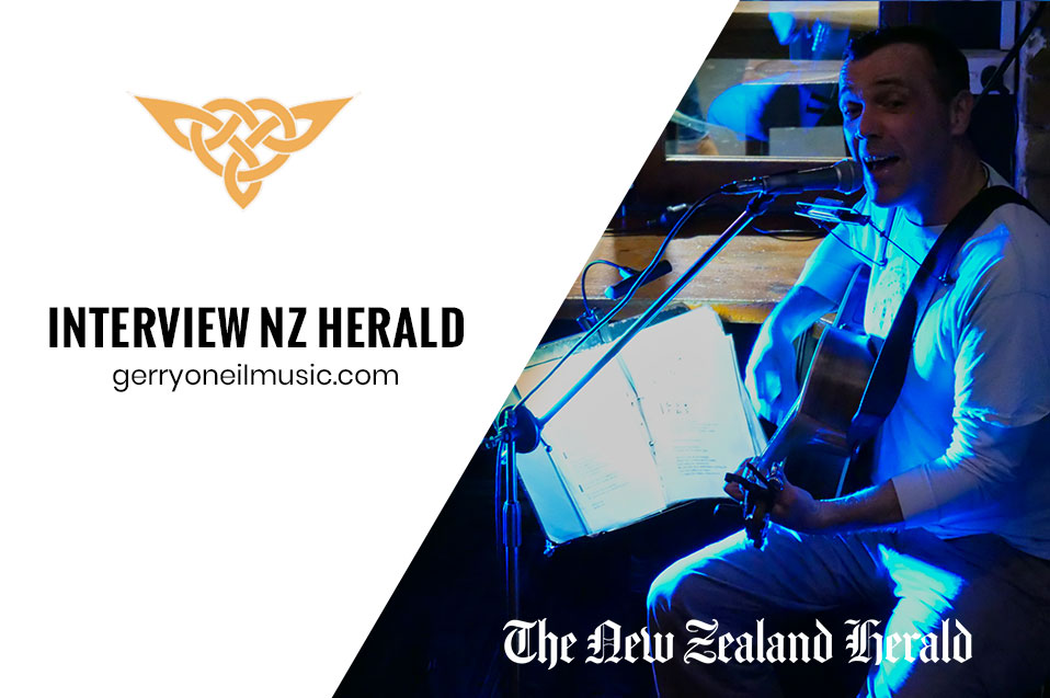 Gerry O'Neil Interview NZ Herald