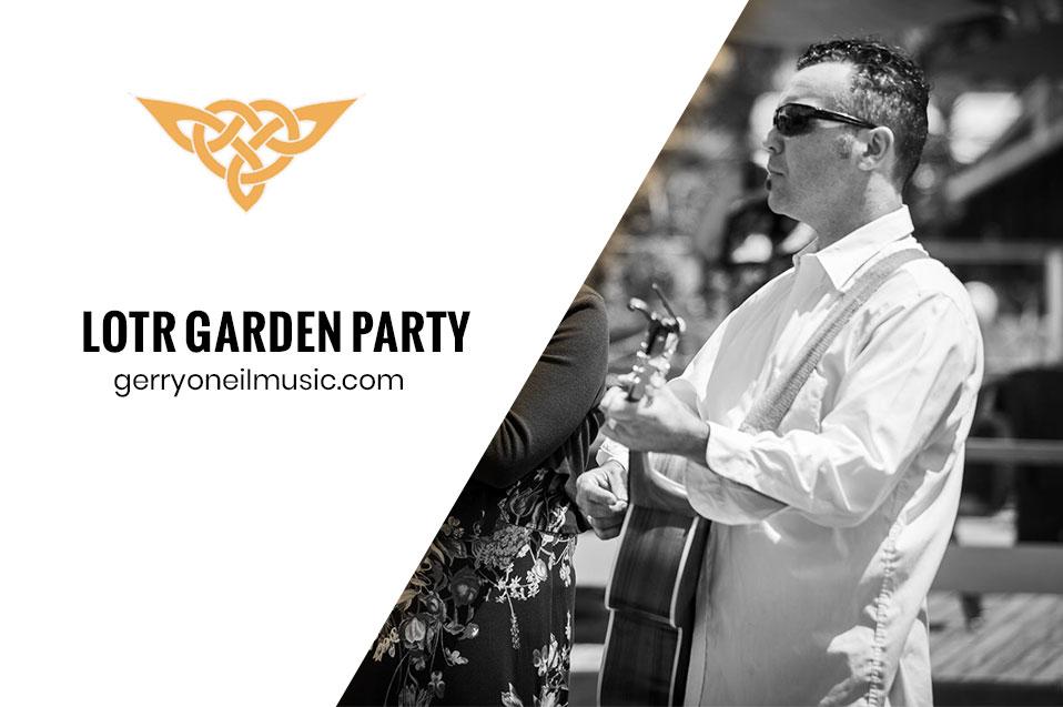 Garden Party - LOTR