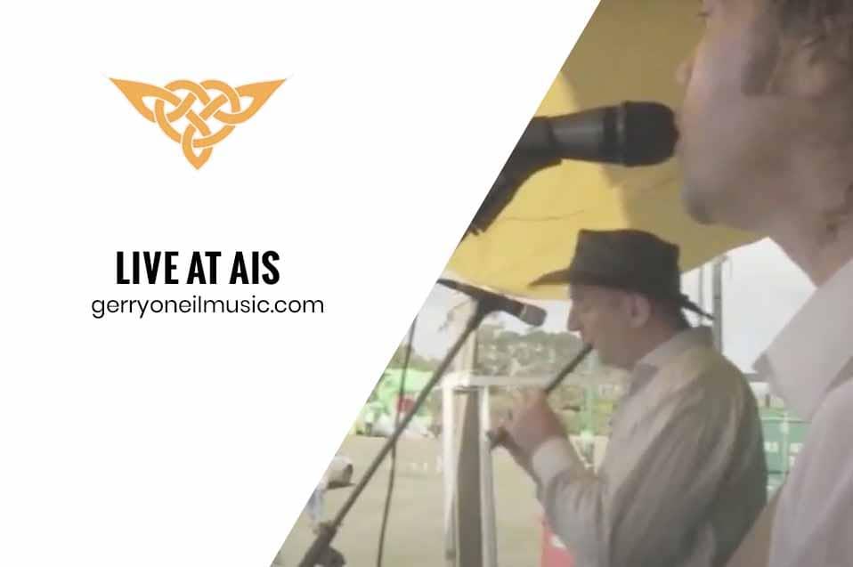 Live at the AIS festival