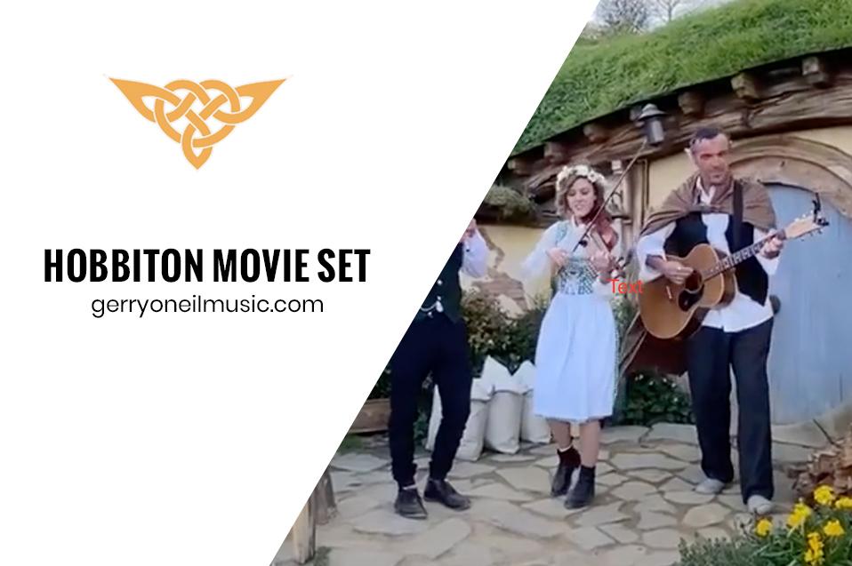 Hobbiton Themed Party
