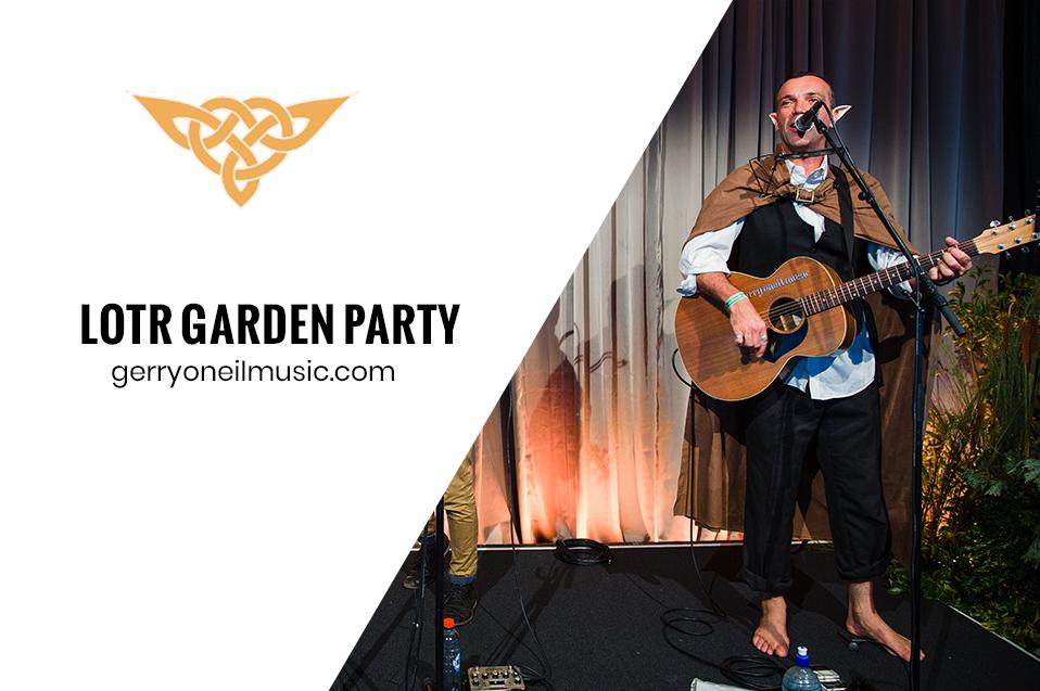 LOTR Garden Party
