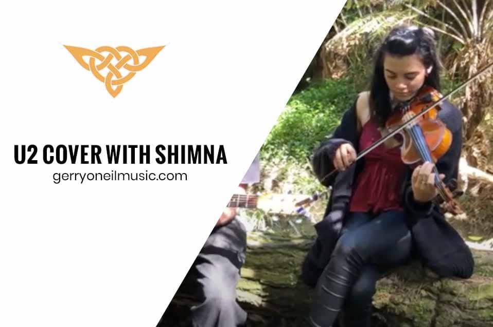 U2 cover version with Shimna Higgins